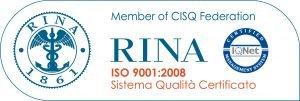Scuola Vega ente accreditato ISO 9001:2015 EA37