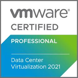 Corso e Certificazione VMware VCP-DCV 2021