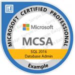 Corso SQL Server,Corso Microsoft SQL Server, Corso SQL Server 2016, Corso MCSA SQL Server ,Corso Administering a SQL Database Infrastructure, Corso Provisioning SQL Databases