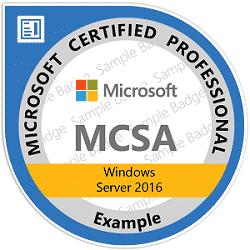 Corso Windows Server 2012 MCSA - MOC 20743 - Upgrading Your Skills to MCSA: Windows Server 2016