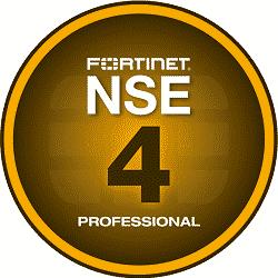 Corso Fortinet NSE4