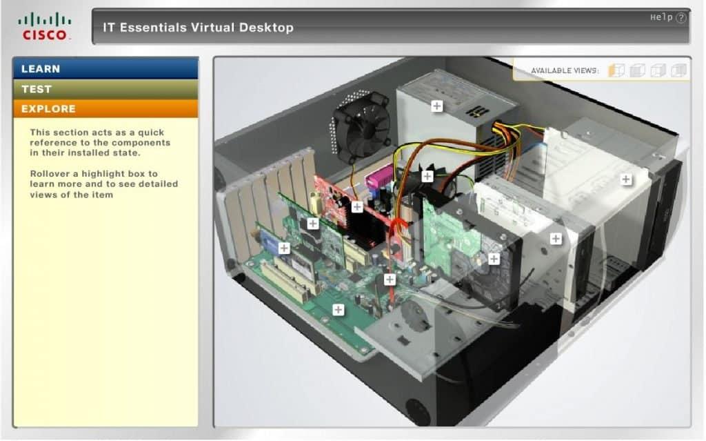 Laboratorio Sistemista Informatico CompTIA A+