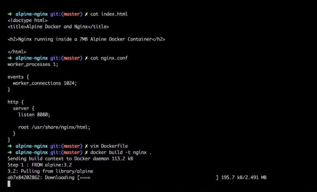 Laboratorio ed esercitazioni Docker