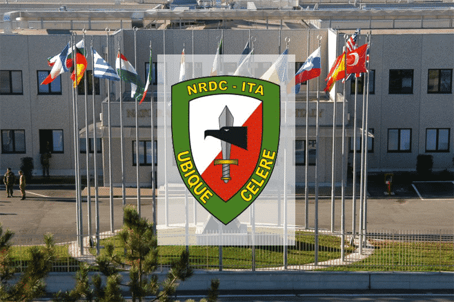 La NATO rapid deployable corps