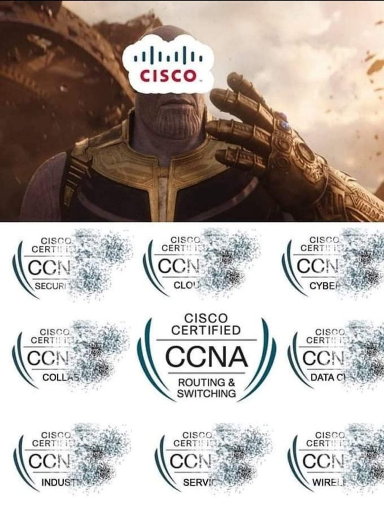 Cisco Revolution