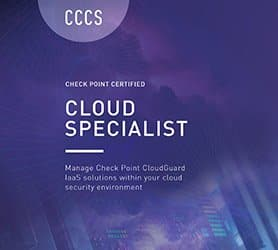 Corso Check Point CCCS - Certified Cloud Specialist