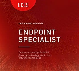 Corso Check Point CCES - Certified Endpoint Specialist