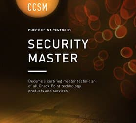 Corso Check Point CCSM - Certified Master