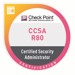 Corso e Certificazione Check Point CCSA Check Point Certified Admin
