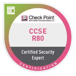 Corso e Certificazione Check Point CCSE Check Point Certified Expert