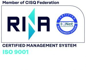 Vega Training è ente accreditato ISO 9001