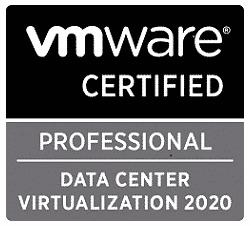Corso e Certificazione VMware VCP-DCV 2020