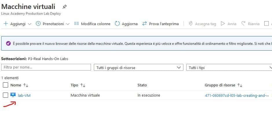 Vega Training Corso Azure Admin